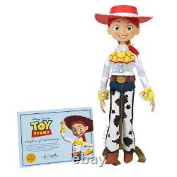 New Toy Story Signature Collection Jessie The Yodeling Cowgirl
