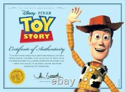New Toy Story Signature Collection Woody The Sheriff