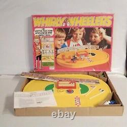 Palitoy Whirly Wheelers Boxed, Working, Very Good Condition. Complete