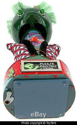 Pleasant Kappa battery operated toy river monster Asakusa Japan + Original Box