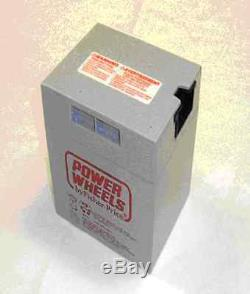 Power Wheels 12V Barbie Jammin Jeep Battery ONE YEAR WARRANTY Fisher Price