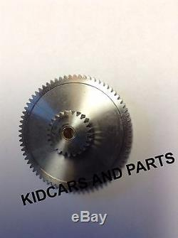 Power Wheels 7r Steel 1st Gear 25/72 Tooth Count Fits Hurricane Dune Racer &more