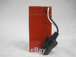 Power Wheels Battery 6 Volt Red Fisher Price Genuine 1 Yr Warranty 00801-0712 sp