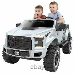 Power Wheels Ford F-150 Raptor Extreme 12-V Ride-On Truck