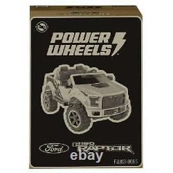 Power Wheels Ford F-150 Raptor Raptor Extreme Styling Kids Outdoor Summer Play