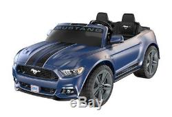 Power Wheels Smart Drive Ford Mustang 12V Ride On Car & Touch Screen MP3 Control
