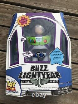 RARE Thinkway Toy Story Collection Utility Belt Buzz Lightyear Foot Written On