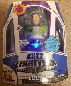 RARE Thinkway Toy Story Collection Utility Belt Buzz Lightyear, discontinued