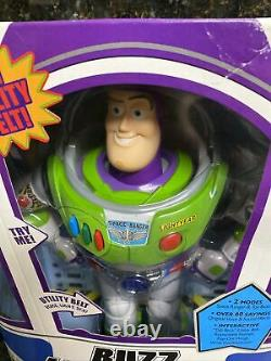 RARE Toy Story Collection Utility Belt Buzz Lightyear BRAND NEW IN BOX
