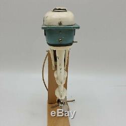 RARE Vintage 1958 K&O Buccaneer 25 HP Toy Outboard Boat Motor Gale Japan