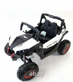 RIDE ON UTV Rzr 24v Kids XMX603 Side By Side parent Remote Tv 4#4 Power Wheel