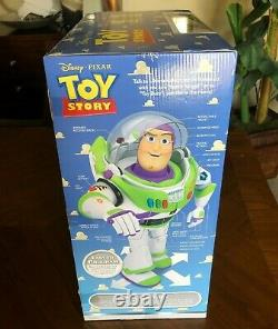 Rare / Brand New Disney Toy Story Ultimate 16 in Buzz Lightyear Remote Control