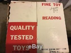 Rare Vintage Deluxe Reading Battery Operated Playmobile Dashboard