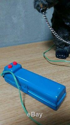 Rare vintage Japan 1960s Marx Mighty King Kong Battery-op robot