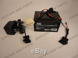 Safety 1st Battery Replug Kit Fits Fire Engine, Corvette & Batmobile New