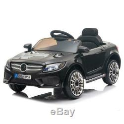 Safety Kids Ride on Car Toys Battery Powerful Wheels Music Light Remote Control