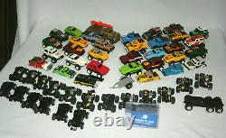Schaper Stomper lot many Value Lines chassis most run with lights + customs lot