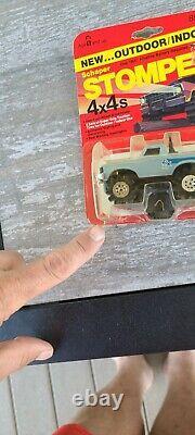 Shaper Stomper 4x4 Chevy Luv truck, 80s vintage