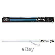 Star Wars The Black Series OBI-Wan Kenobi Force FX Lightsaber Brand New Blue