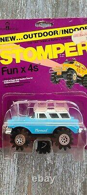 Stomper 4x4, new in its original packaging! Great for any Collection! Nomad