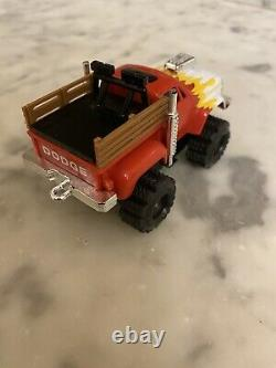 Stomper Dodge Truck PTO Chassis Runs Well With Light, Sealed Chassis Never Opened