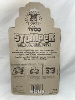 Stomper Minis Rare Sealed Jeep Toyota 4x4 Tyco