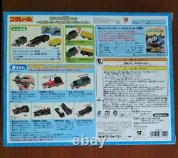 TOMY Green Thomas Adventure Begins Black James Plarail ToysRUs Japan Exclusive