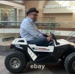 TOUCH TV NEW 24v BIG RAZOR R/C RIDE ON UTV TOY POLARIS XL GIANT BUGGY REMOTE 4x4