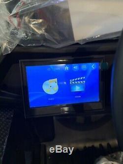 TOUCH TV RC RIDE ON 24V 2 x SEATS, UTV MX2000 RAZOR POLARIS STYLE ATV 4x4 BLACK