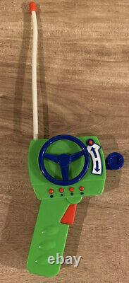 Thinkway Toy Story Signature Colleciton 14 RC Remote Control Car READ DES