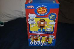 Thinkway Toys Toy Story Collection Animated Mr Potato Head Voice Activated NEW