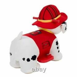 Toddler Ride On Nick Jr. PAW Patrol Marshall Plush Battery Operated Riding Toy