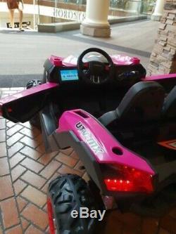 Touch Tv 24 V Rubber, Parental Rc Ride On, Utv Kids Razor, Polaris Sty