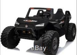 Touch Tv 24v Utv Giant-razor Buggy Remote Electric Ride On Toy 24v Polaris Pink