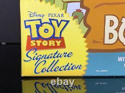 Toy Story Bullseye Signature Collection Disney Pixar Thinkway Toys New