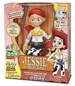 Toy Story Signature Collection Jessie the Cowgirl (most show accurate)