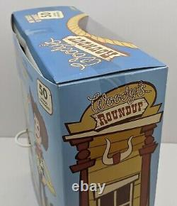 Toy Story Woody 2009 Cloud Label Signature Collection Think Way Pristine