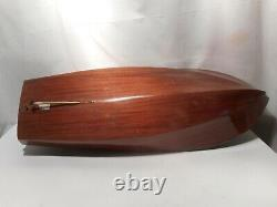 Toy Wood Boat Chris Craft