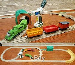 Trackmaster Train RC TOM MOSS Prank Engine EXACT REPLICA + TUNNEL + CARS + TRACK