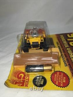 Tyco Stomper Rare Robbie Red Hot 4x4 Sealed