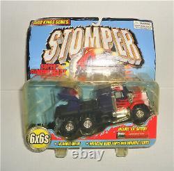 ULTRA RARE! Stomper Road King Mack Semi Tractor w RACING WING NIP MIP TINCO