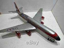 United States Of America Boeing 707 Intercontinental Jet 20 Ws Battery Operated