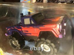 VINTAGE TINCO STOMPER 4x4 Purple Fire Flare Very Rare