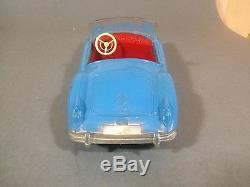 Vintage Very Rare Arnold Tin / Plastic Mg 1600 Friction Toy Car Made W Germany