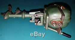 Vintage 1954 K&O JOHNSON SEAHORSE 25 Outboard Toy Boat Motor