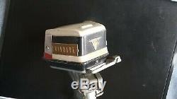 Vintage 1959 K&O Evinrude Starflite 450 V4 50 HP Electric Toy Outboard Motor