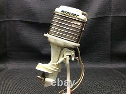 Vintage 1959 K&O Mercury Mark 78A Toy Outboard Boat Motor -TESTED WORKS