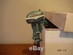 Vintage 1960's Miniature 5 Electric Toy Johnson Outboard Motor Made In Japan