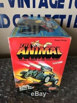 Vintage 1992 Galoob The Animal 4 X 4 Claws Power Pickup NEW IN OPENED BOX