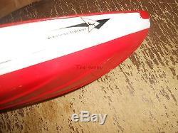 Vintage Arkansas Traveler MB-2 Tin Toy Boat in Original Box